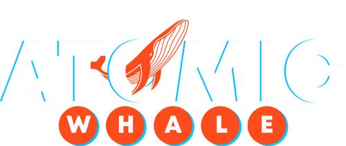 Atomic-Whale-Logo-White
